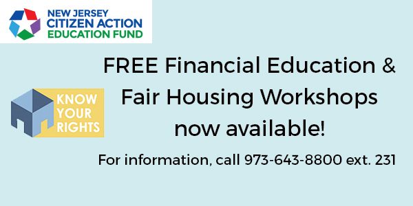 Financial Education and Fair Housing